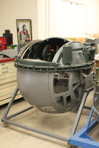 41-24485 @ KFFO - Memphis Belle ball turret