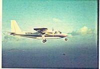 N116DW @ STT - Dorado Wings aircraft - by PEB