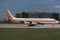 N6161M @ KMIA - Kalitta Air DC8-55 - by Andy Graf - VAP