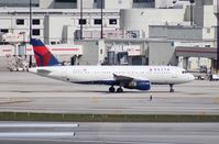 N373NW @ MIA - Delta A320