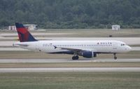 N375NC @ DTW - Delta A320