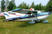 C-FQSZ @ CYOO - Cessna 172M Skyhawk [172-61267] Oshawa~C 25/06/2005 - by Ray Barber