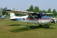 C-FJNG @ CYOO - Cessna 172  [29856] Oshawa~C 25/06/2005 - by Ray Barber