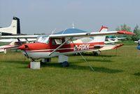 C-FGKK @ CYOO - Cessna 150K [150-71658] Oshawa~C 25/06/2005 - by Ray Barber