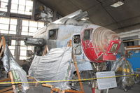44-61509 @ KFFO - In the restoration facility - by Glenn E. Chatfield