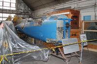 35-0179 @ KFFO - In the restoration hangar for future work - by Glenn E. Chatfield