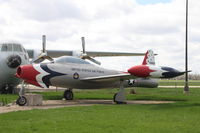 45-59494 @ TIP - Chanute Air Museum - by Glenn E. Chatfield