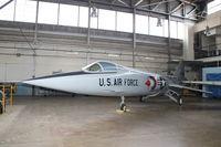 56-0732 @ TIP - Chanute Air Museum - by Glenn E. Chatfield
