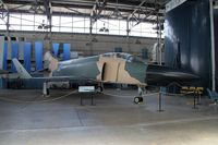 62-12201 @ TIP - Chanute Air Museum.  Originally designated YRF-110A. - by Glenn E. Chatfield