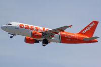 G-EZIW @ LIRF - Take off