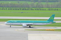 EI-CPH @ LOWW - Aer Lingus - by David Pauritsch