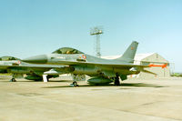 E-182 - Raf Brawdy Airshow 26/07/1990 - by Kevin Morgan