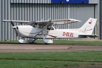 D-ELEL @ EDAY - Airport Strausberg - by Tomas Milosch