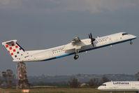 9A-CQA @ LIRF - Take off