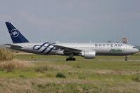 EI-DDH @ LIRF - Take off