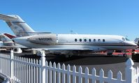 N400MR @ ORL - Hawker 4000 at NBAA