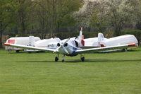 D-EYHG @ EDLK - Aero Club Bayer Uerdingen e.v. - by Air-Micha