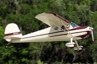 N2032V @ KLAL - Cessna 120 [14245] Lakeland-Linder~N 14/04/2010 - by Ray Barber