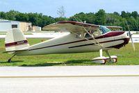 N2032V @ KLAL - N2032V   Cessna 120 [14245] Lakeland-Linder~N 14/04/2010 - by Ray Barber