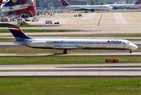 N979DL @ KATL - McDonnell Douglas DC-9-88 [53266] (Delta Air Lines) Atlanta-Hartsfield~N 11/04/2010