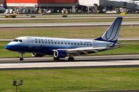 N645RW @ KATL - Embraer Emb-170-100SE [17000064] (United Express) Atlanta-Hartsfield~N 11/04/2010. Touching down.