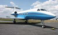 N416WM @ ORL - Gulfstream III that was back in the day owned by Michael Jordan