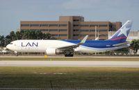 N418LA @ MIA - LAN Colombia Cargo 767-300
