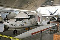 84-0493 @ KFFO - In the restoration hangar - by Glenn E. Chatfield