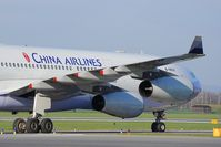 B-18802 @ LOWW - China Airlines Airbus 340-300 - by Dietmar Schreiber - VAP