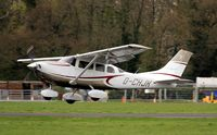 G-CHJK @ EGLD - Ex: N5234J > G-CHJK - Originally and currently in private hands since July 2012 - by Clive Glaister