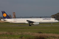 D-AISG @ LIRF - Taxiing