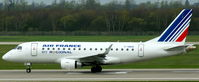 F-HBXE @ EDDL - Regional (Air France cs.), is speeding up on RWY 23L at Düsseldorf Int´l (EDDL) - by A. Gendorf