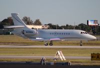 N429SA @ ORL - Falcon 2000EX in for NBAA