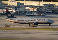 N430US @ MIA - US Airways 737-400