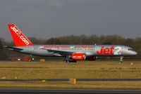 G-LSAA @ EGCC - Jet2 - by Chris Hall