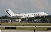 N450EE @ ORL - Gulfstream 450
