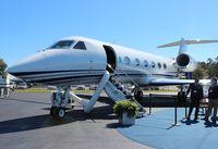 N450GD @ ORL - Gulfstream 450 at NBAA