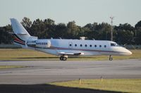 N458BN @ ORL - Gulfstream 200 in for NBAA