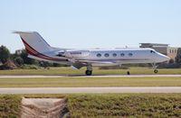N480RW @ ORL - Gulfstream III at NBAA