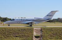 N482CJ @ ORL - Cessna CJ4 at NBAA