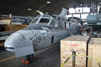 62-12198 @ KFFO - In the restoration facility - by Glenn E. Chatfield