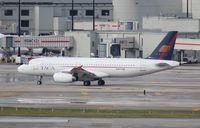 N492TA @ MIA - Taca A320