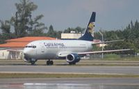 N501UW @ OPF - Capital Airways 737-300 (airline that never did start up) - by Florida Metal