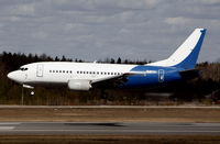 LY-AYZ @ ARN - Landing on runway 26. - by Anders Nilsson