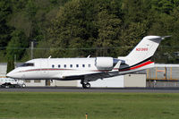 N213GS @ BFI - One of many daily corporate movements at BFI - by Duncan Kirk