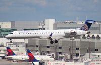 N510MJ @ MIA - United CRJ-700