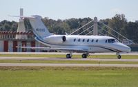 N510SD @ ORL - Cessna 650 arriving at NBAA