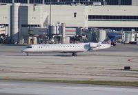 N513MJ @ MIA - United Express CRJ-700