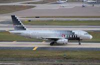 N532NK @ TPA - Spirit A319