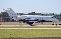 N541FX @ ORL - Flexjet Challenger 300
